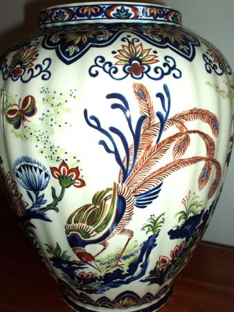 Antique Porcelain China Figurines Vintage Dinnerware