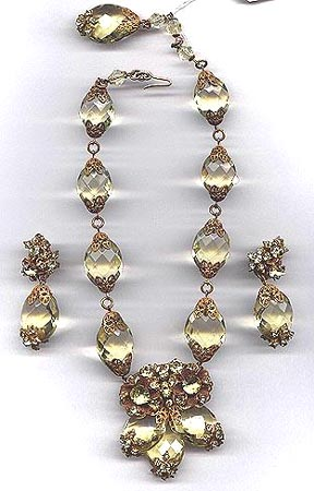 Vintage Costume Jewelry Designers Manufacturers Reference