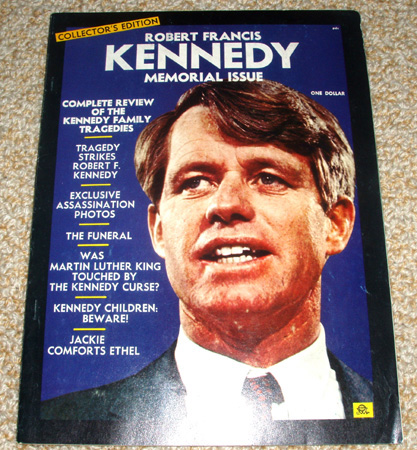 Period Robert F Kennedy Collector 39s Edition providing comprehensive