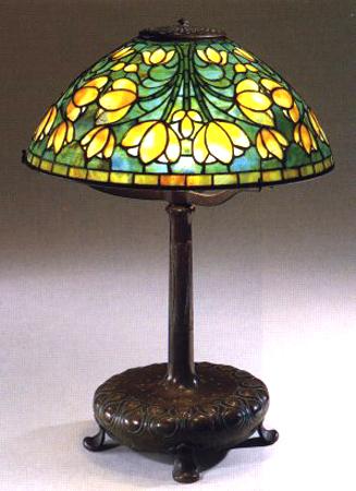 Tiffany Studios Lamps Amp Tiffany Favrile Glass Collectics