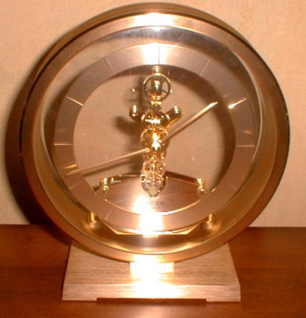 ornate desk clock antiques collectibles collectible gifts crafts collectics